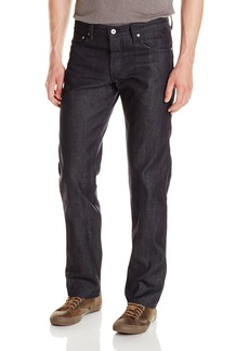 Naked & Famous Denim Men's SlimGuy Mid Rise Slim Fit Jean In   31x35