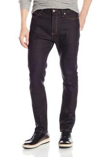 Naked & Famous Denim Men's Stackedguy Deep  Stretch Selvedge Jeans