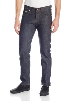 Naked & Famous Denim Men's Super Skinny Guy Jean Left Hand Twill Selvedge 30