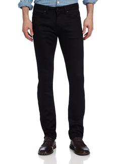 Naked & Famous Denim Men's SuperSkinnyGuy Jean In Black Power-Stretch Black Power-Stretch 34x35