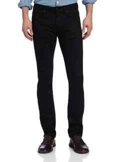 Naked & Famous Denim Men's SuperSkinnyGuy Jean In Black Power-Stretch Black Power-Stretch x35