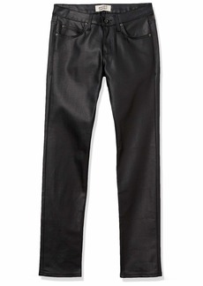 Naked & Famous Denim Men's Superskinnyguy  Waxed Stretch Jeans