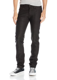 Naked & Famous Denim Men's Superskinnyguy X Grey Stretch Selvedge Jeans