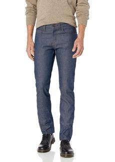 Naked & Famous Denim Men's Superskinnyguy  X Grey Stretch Selvedge Jeans