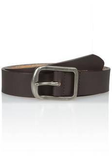 Naked & Famous Denim Men's Thickbelt  7mm Leather Belt