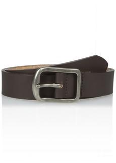 Naked & Famous Denim Men's Thickbelt  7mm Leather Belt