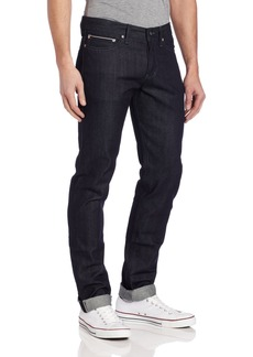 Naked & Famous Denim Men's Weird Guy Mid-Rise Tapered-Leg Jean