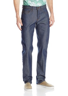 Naked & Famous Denim Men's Weird Guy Tapered Fit Jean in