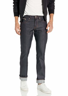 Naked & Famous Denim Men's Weirdguy Tapered Fit Jean In 11 OZ Stretch Selvedge