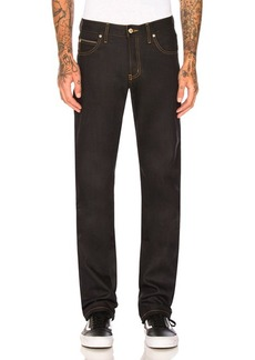 Naked & Famous Denim Skinny Guy 11.5oz Deep Indigo Stretch Selvedge