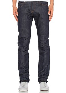 Naked & Famous Denim Skinny Guy Indigo Power Stretch
