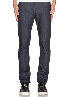 Naked & Famous Denim Stacked Guy 12oz Indigo Power Stretch