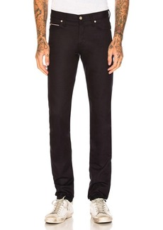 Naked & Famous Denim Super Skinny Guy 12.5oz Indigo/Indigo Stretch Selvedge