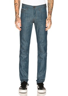 Naked & Famous Denim Super Skinny Guy 9oz Antique Selvedge Denim