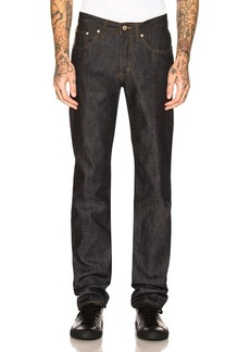 Naked & Famous Denim Weird Guy 10 Year Anniversary Selvedge