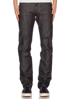 Naked & Famous Denim Weird Guy Stretch Selvedge