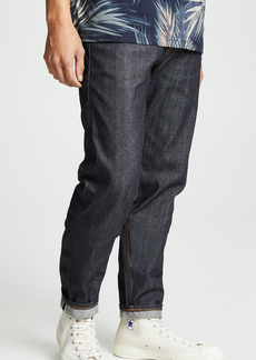 Naked & Famous Easy Guy Left Hand Twill Selvedge Jeans