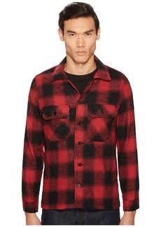 Naked & Famous Nep Buffalo Check Work Shirt Jacket