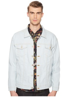 Naked & Famous Power-Stretch Oversized Denim Jacket