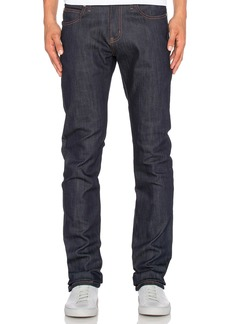 Naked & Famous Skinny Guy Indigo Power Stretch