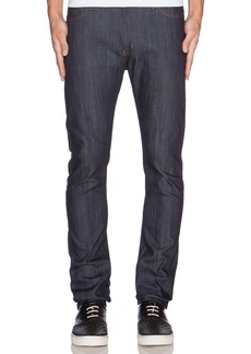 Naked & Famous Stacked Guy 12oz Indigo Power Stretch