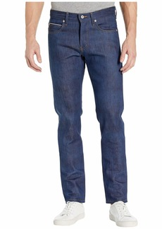Naked & Famous Super Guy - Kasuri Stretch Selvedge Jeans