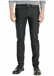 Naked & Famous Super Guy Cell Perfect Selvedge DBZ Jeans
