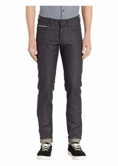Naked & Famous Super Guy Seaweed Selvedge Jeans