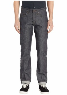 Naked & Famous Weird Guy Green Core Selvedge Jeans