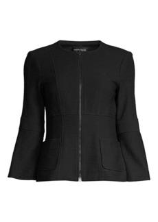 Nanette Lepore Bell Sleeve Jacket