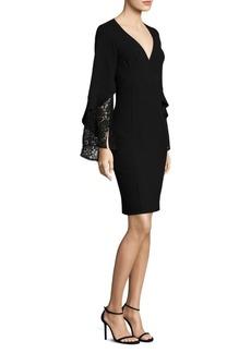 Nanette Lepore Betty Sheath Bell Dress