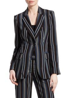 Nanette Lepore Blossom Striped Blazer