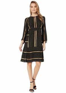 Nanette Lepore Boho Stripe Dress
