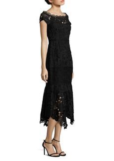Nanette Lepore Dolce Vita Floral Lace Dress