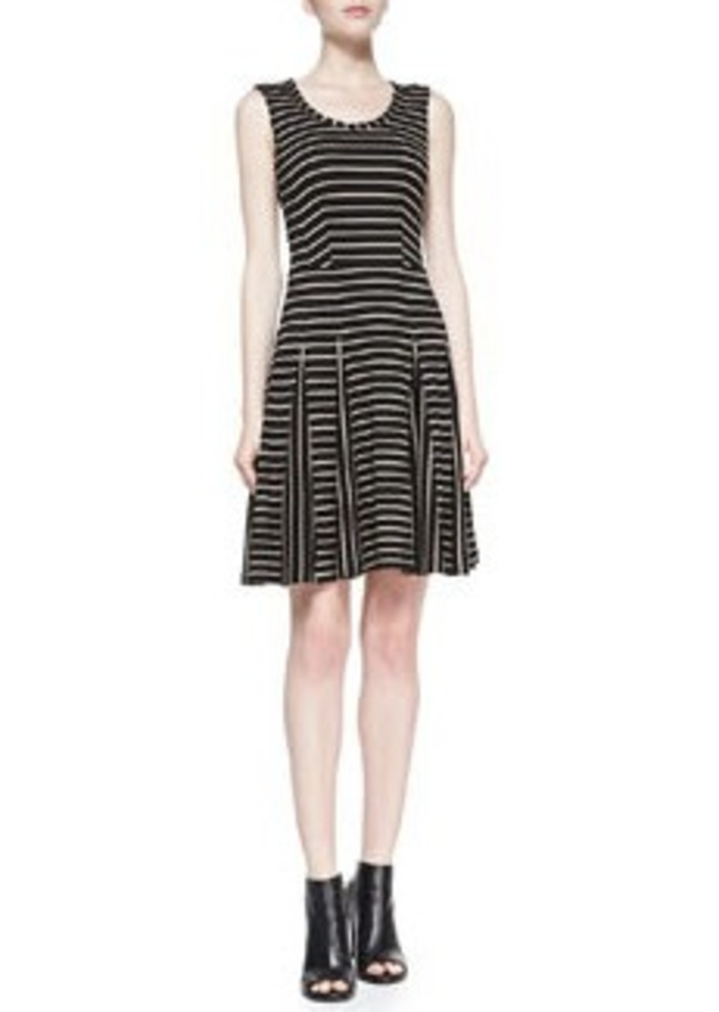 Nanette Lepore Fair Game Scoop-Neck Dress   Fair Game Scoop-Neck Dress
