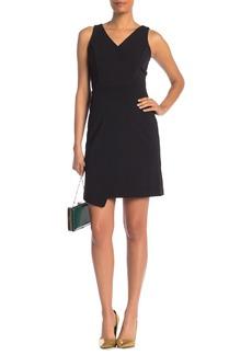 Nanette Lepore Faux Wrap Mini Dress