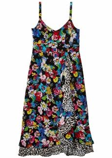 Nanette Lepore Flamenco Slip Dress