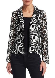 Floral Lace Jacket