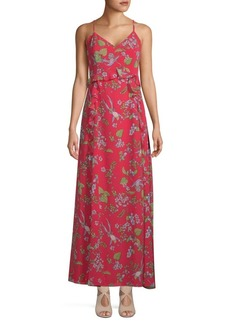 Nanette Lepore Floral Maxi Dress