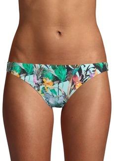 Nanette Lepore Floral-Print Bikini Bottom