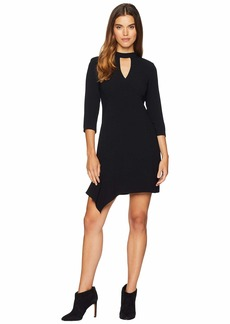 Nanette Lepore Heartthrob Crepe Dress