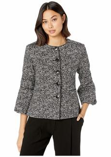Nanette Lepore Herringbone Jacket