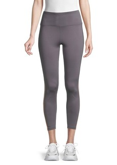 Nanette Lepore High-Waist Cropped Leggings