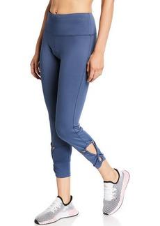 Nanette Lepore High-Waist Formfitting Leggings