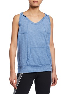 Nanette Lepore Hooded Seamed Tank