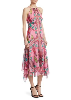 Nanette Lepore Island Silk Dress