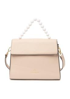 Nanette Lepore Lissi Beaded Handle Crossbody Bag