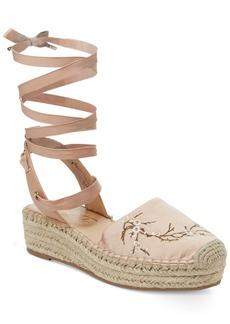 Nanette by Nanette Lepore Beatriz Flatform Espadrilles Women's Shoes