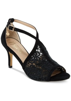 Nanette by Nanette Lepore Bella Crochet Sandals Women's Shoes