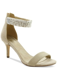 Nanette by Nanette Lepore Betsy Beaded Two-Piece Sandals, Only at Macy's Women's Shoes